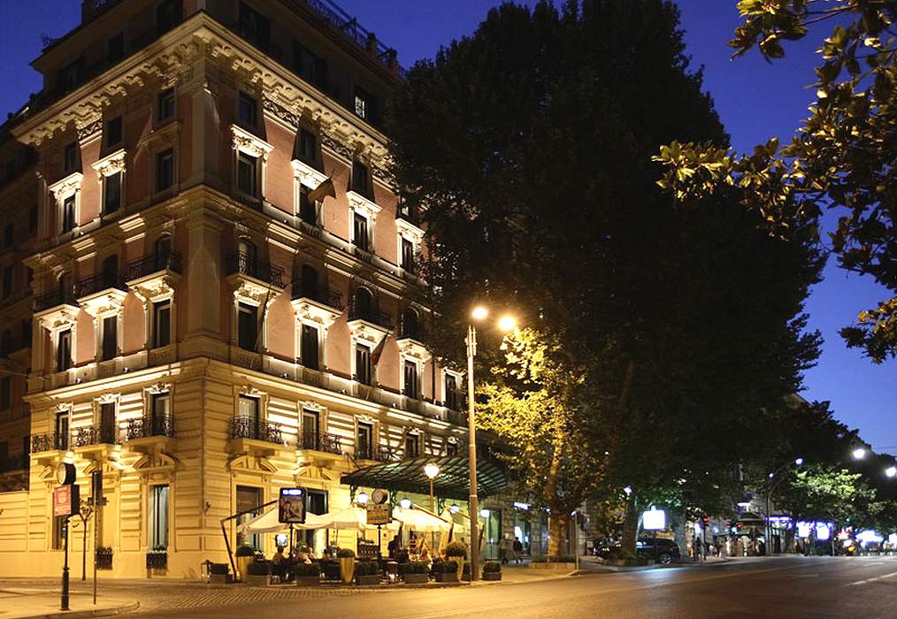 Regina Hotel Baglioni Italy Reviews Pictures Map