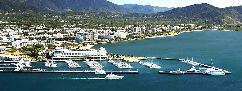 Shangri-La Hotel, The Marina, Cairns - Shangri-La Hotel, The Marina, Cairns. Copyright Shangri-La Hotel, The Marina, Cairns.
