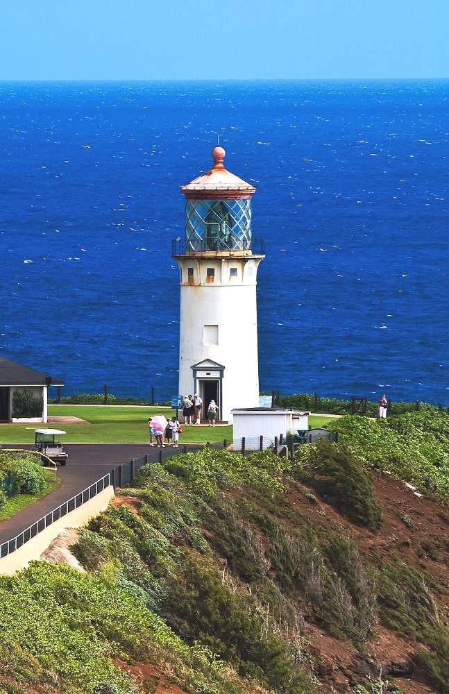 Kilauea Lighthouse, Kauai - Reviews, Pictures, Map