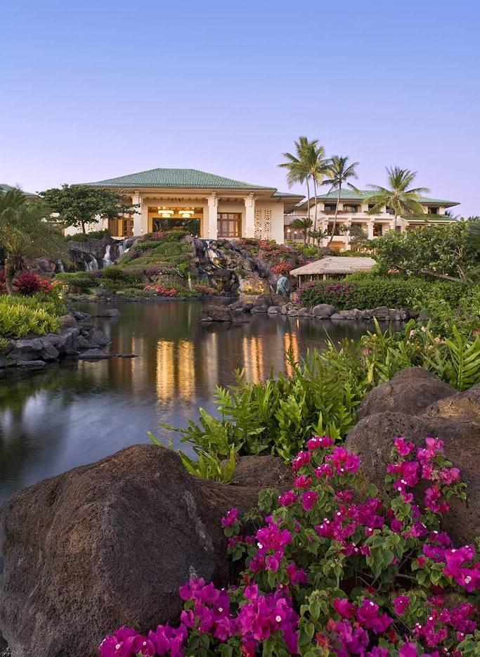Grand Hyatt Kauai Resort and Spa, Kauai - Reviews, Pictures, Map on oahu street map, kauai travel, island of kauai beaches map, honolulu sightseeing map, kauai things to do, kauai points of interest on hawaii island, lihue street map, kauai sights to see, phoenix points of interest map, kauai tourism, paris points of interest map, kauai sites to see,