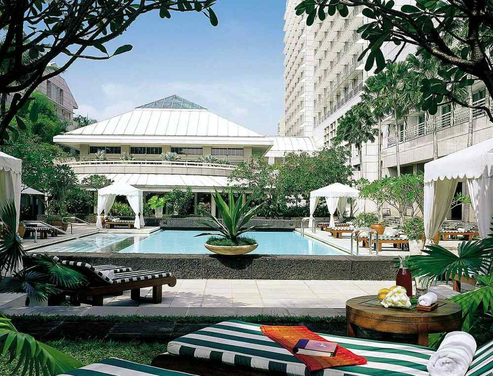 Four Seasons Hotel Jakarta Indonesia Reviews Pictures
