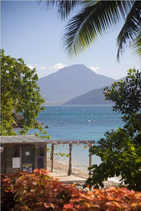 Fitzroy Island Camping Reviews