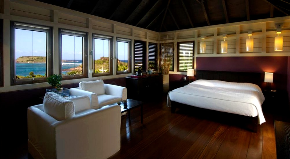 Hotel Guanahani Spa St Barts Reviews Pictures Map