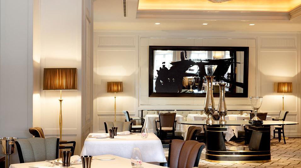 Hotel Villa Magna Madrid Restaurante