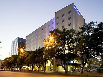 Overview - Novotel Nervion. Copyright Novotel Nervion.