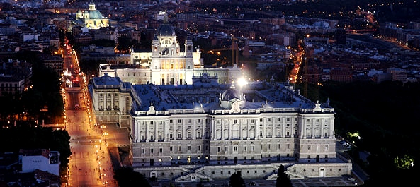 House of Kings - Royal Palace of Madrid. Copyright Madrid Visitors & Convention Bureau.