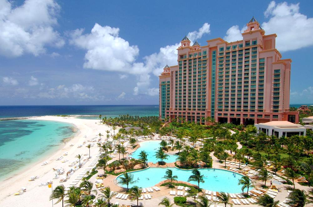Atlantis Beach Tower Nau Bahamas The Best Beaches In World
