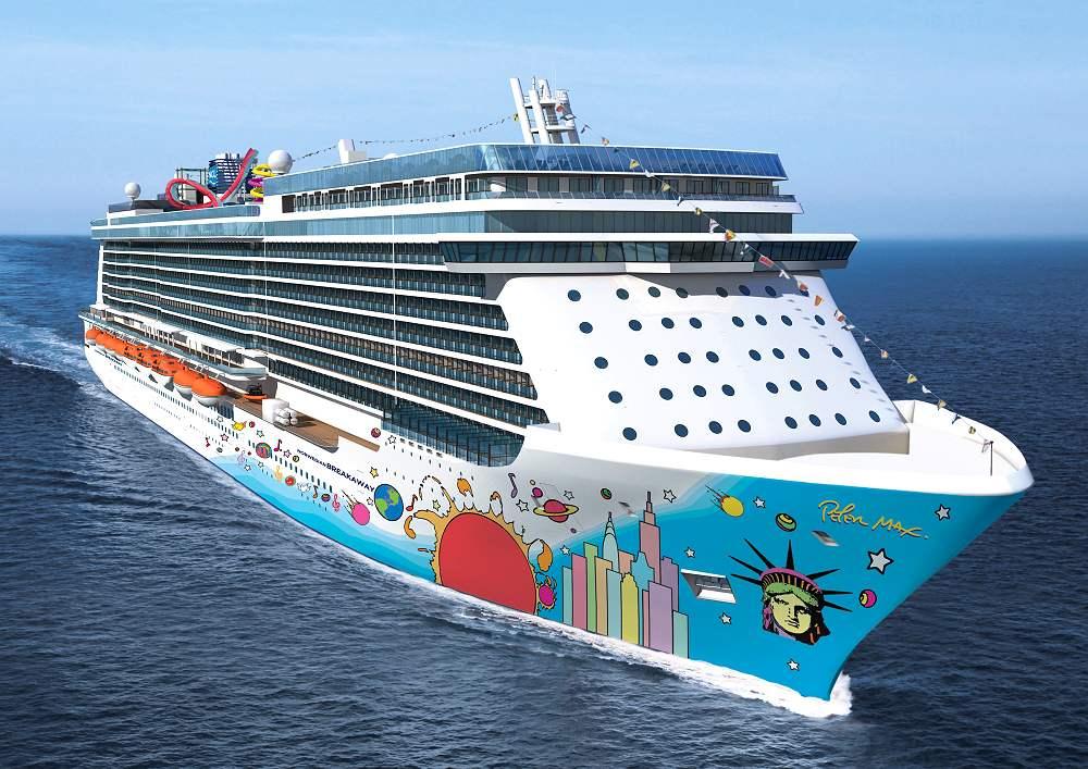 Norwegian Breakaway, Cruise Ships - Reviews, Pictures