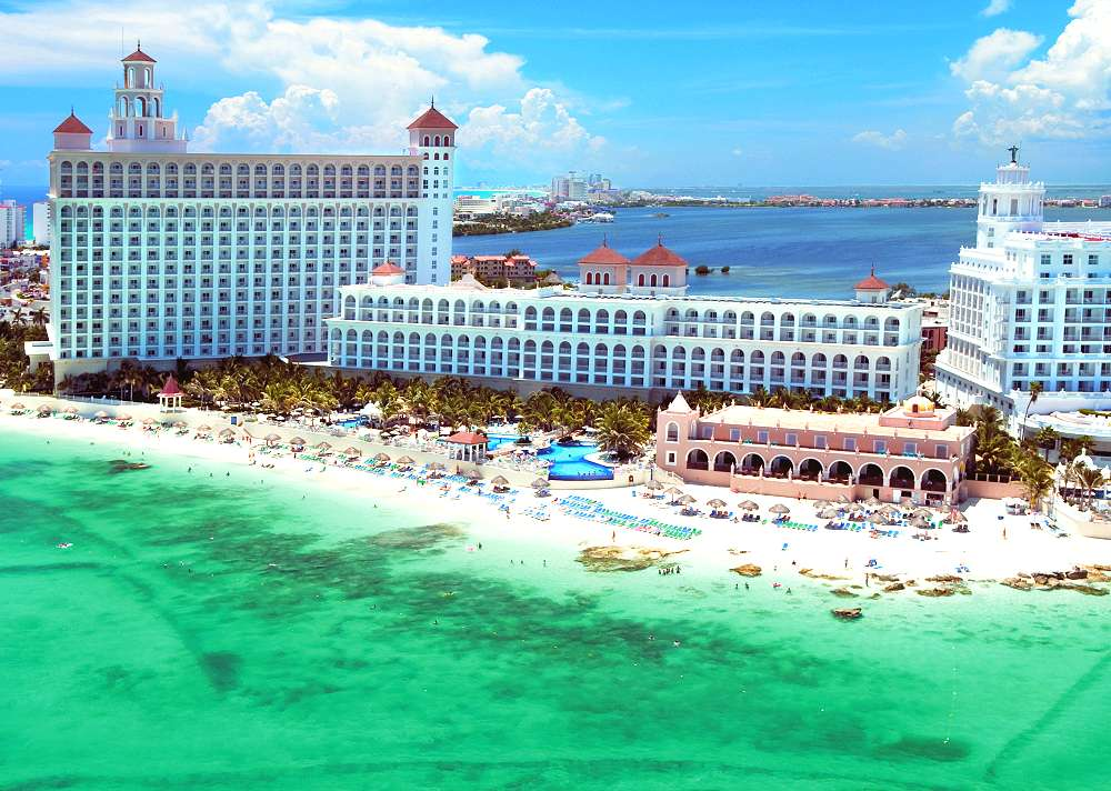 Hotel Riu Cancun, Mexico - Reviews, Pictures, Videos, Map on