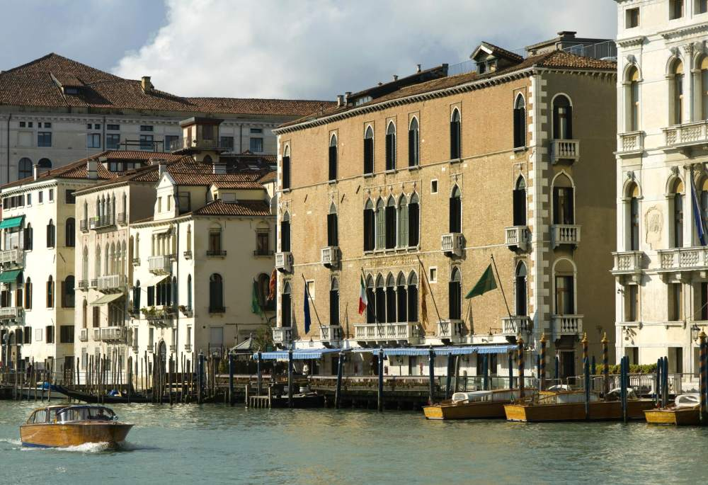 The Gritti Palace - The Gritti Palace. Copyright Starwood Hotels & Resorts Worldwide, Inc..