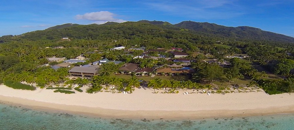 Sunset Resort Cook Islands Reviews Pictures Videos Map