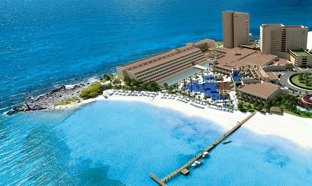 Hyatt Ziva Cancun, Mexico - Reviews, Pictures, Videos, Map