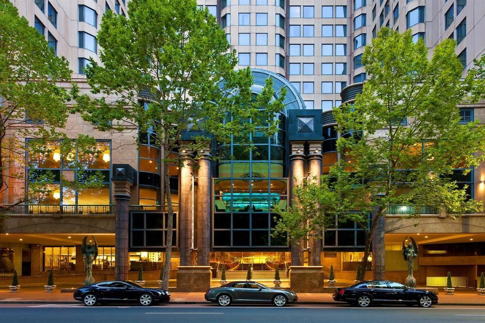 Sheraton On The Park Map Sheraton on the Park, Australia   Reviews, Pictures, Map