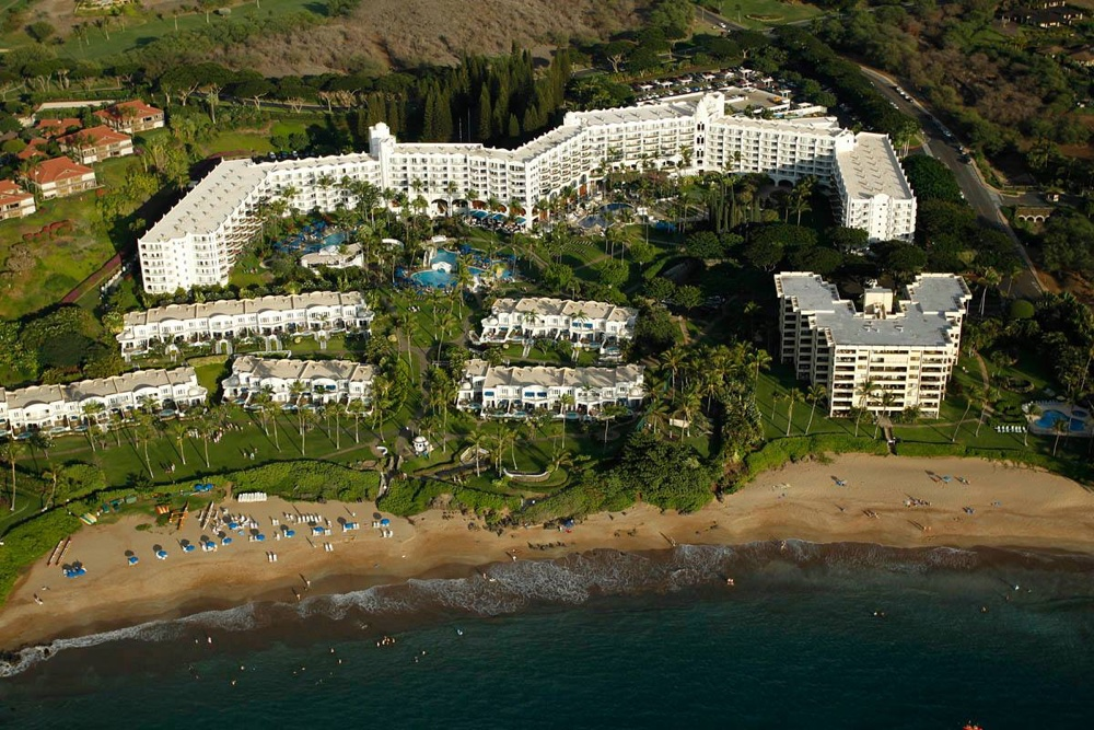 The Fairmont Kea Lani - The Fairmont Kea Lani. Copyright Fairmont Hotels & Resorts Inc..