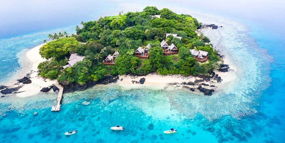 ADULTS ONLY PRIVATE LUXURY FIJIAN RESORT - Royal Davui. Copyright Royal Davui.
