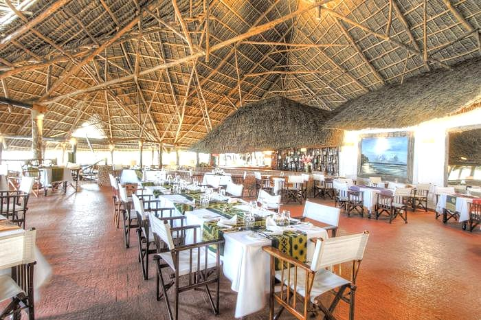 Ras Nungwi Beach Hotel Tanzania Reviews Pictures Map